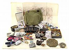 HUGE MILITARIA BONANZA LOT MULTI CONFLICT