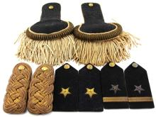 US EPAULETTE SHOULDER BOARD LOT