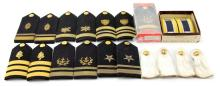 US SHOULDER BOARD COLLECTION