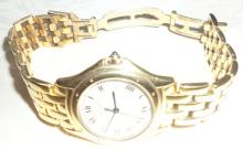 Rare Mens Cartier Cougar Jumbo Size 18K Solid Gold