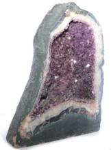 Giant 22x16inches Fine Purple Amethyst Cathedral Geode 85 lbs