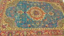 Fine Handmade KAZAK Caucasian Rug ( Maymeh/Josheghan Iran territory)