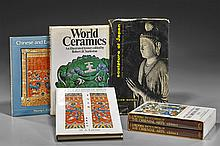 Group of Six Reference Books on Asian Art