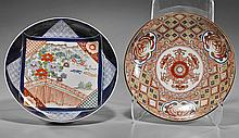 Two Japanese Porcelains: Imari & Kutani