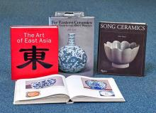 Four Art Reference Books on Asian Arts