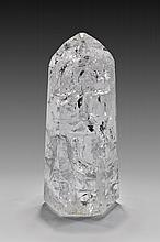 LARGE CLEAR QUARTZ POINT