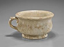 Seven Antique Items: Continental Porcelain & Nails