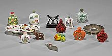 Group of Thirteen Various Small Items