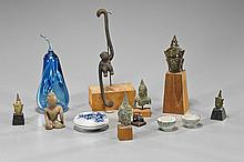 Large Collection of Various Miniatures