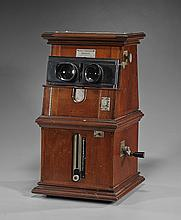 Antique French Stereoscope by Gaumont