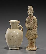 2 Early Chinese Ceramics: Vessel & Figure