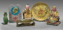 Six Various Chinese Items
