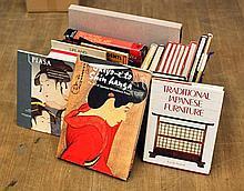 Japanese Books: Woodblock & Interior