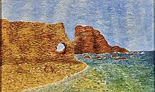 OIL PAINTING ATTRIBUTED TO F. CHILDE HASSAM