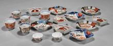 Japanese Imari Porcelains & Dolls