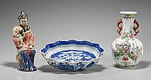 Three Chinese Porcelains