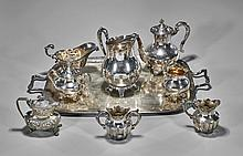 Collection of Silverplated Teaware