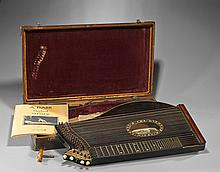 Early 20th Century Franz Schwarzer Zither
