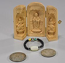 Group of Four Various Chinese Items
