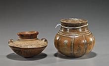 Two Small Pre-Columbian Pottery Vessels