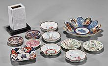 Twelve Japanese & Chinese Dishes