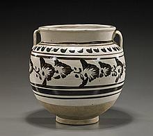 Five Chinese Glazed Porcelains: Phoenix