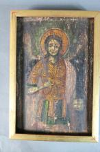 RELIGIOUS ANTIQUE ICON