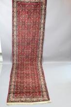 PERSIAN HANDWOVEN RUNNER
