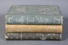 BICKETT LIBRARY ESTATE 1st Ed. BOOKS