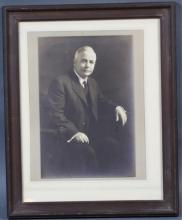 GOVERNOR WALTER THOMAS BICKETT PORTRAIT