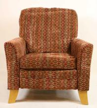 LAZYBOY CUSTOM UPHOLSTERED RECLINER