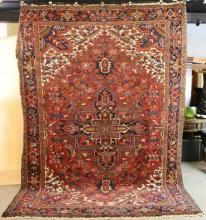 HAND WOVEN PERSIAN ROOM SIZE RUG