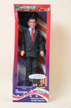 GEORGE W. BUSH DOLL