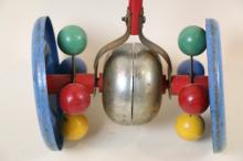 NN HILL BRASS CO. VINTAGE CHILD'S TOY