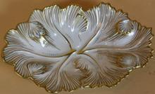 RPM GILT DECORATED TRAY