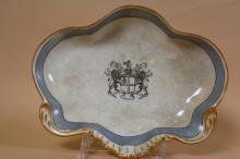 CHAMBERLAINS WORCESTER SERVICE PLATE