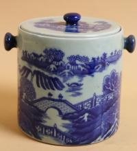 VICTORIA WARE WILLOW CANISTER