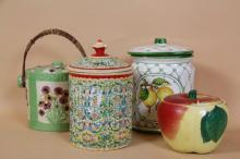 VINTAGE KITCHEN CONTAINERS