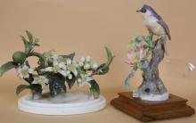ROYAL WORCESTER 2 SCULPTURES AS-IS