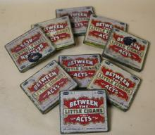 BETWEEN THE ACT LITTLE CIGARS PACKS