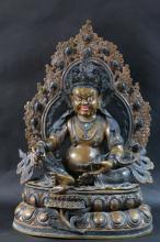 CHINESE BRONZE BUDDAH
