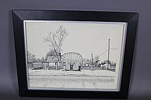 WALTER STONE SHELL STATION, WINSTON SALEM
