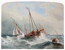 ATTRIBUTED TO THOMAS SEWELL ROBBINS (BRITISH, 1810-1880)