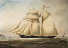 ALEXANDER KAY BRANDEN (BRITISH, FL. 1865-1905)