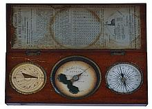A LEVEL AND ANGLE INDICATOR BY FLETCHER & SINCLAIR, LIVERPOOL, CIRCA 1850