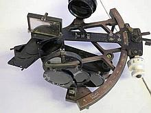AN HISTORICALLY INTERESTING KRIEGSMARINE SEXTANT, RECOVERED FROM U858