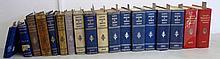 LLOYD'S REGISTER OF AMERICAN YACHTS  twenty volumes comprising 1881; 18