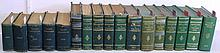 LLOYD'S REGISTER OF YACHTING  seventeen volumes comprising 1882; 1886;
