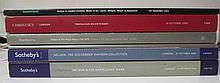 NELSON & THE TRAFALGAR BICENTENARY, 2005  a complete group of auction c