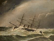 J.D. McLEAN (BRITISH, 19th CENTURY)